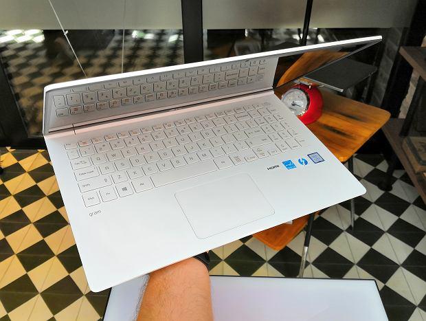 LG wprowadza do Polski laptopy Gram