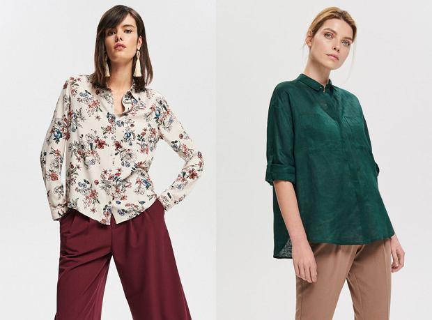 Wygodne i praktyczne koszule damskie na co dzień