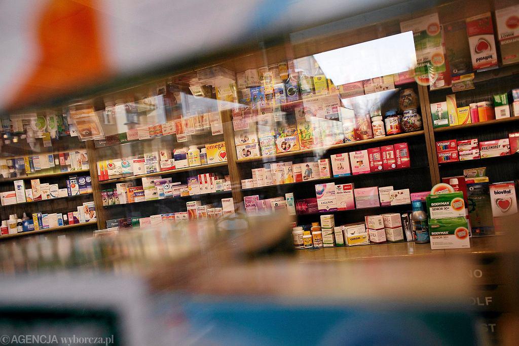 Na liście leków, który może zabraknąć w aptekach, znajduje się 266 pozycji