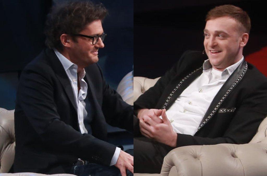 Kuba Wojewódzki i Mateusz Gessler