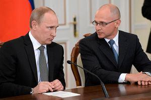 Szef rosyjskiej korporacji atomowej przechodzi do administracji Putina