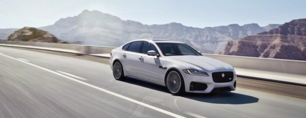 Nowy Jaguar XF | Jak dwie krople wody