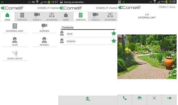 Aplikacja ComelitVi