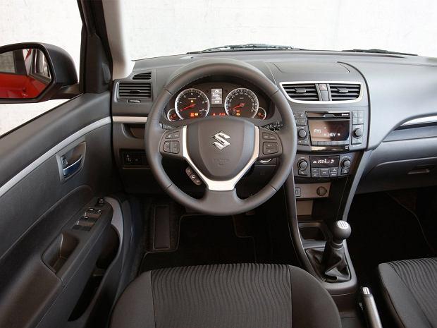 Suzuki Swift IV