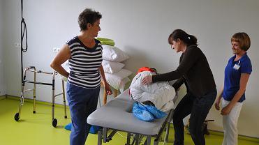 Podczas warsztatów dowiecie się, jak opiekować się seniorami?