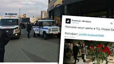 Napad w Mińsku