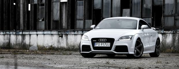 Audi TTRS - test Moto.pl