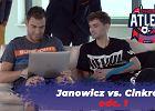 """Janowicz vs. mistrz Polski w LOLa. """"Obiecuję, że klawiatury są bezpieczne"""" [CYFROWI ATLECI odc. 1]"""