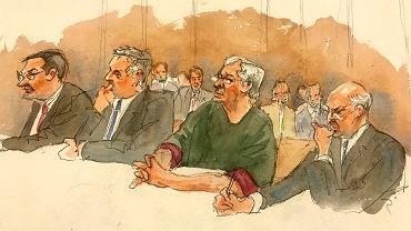 Jeffrey Epstein - wysłuchanie zarzutów