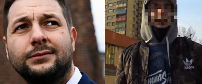 Brat Patryka Jakiego został oskarżony o posiadanie narkotyków. Grożą mu trzy lata pozbawienia wolności