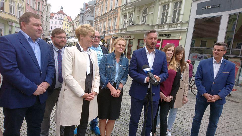 Zdjęcie numer 2 w galerii - Nowacka: Wybieram Trzaskowskiego, bo Duda to delegatura Kaczyńskiego
