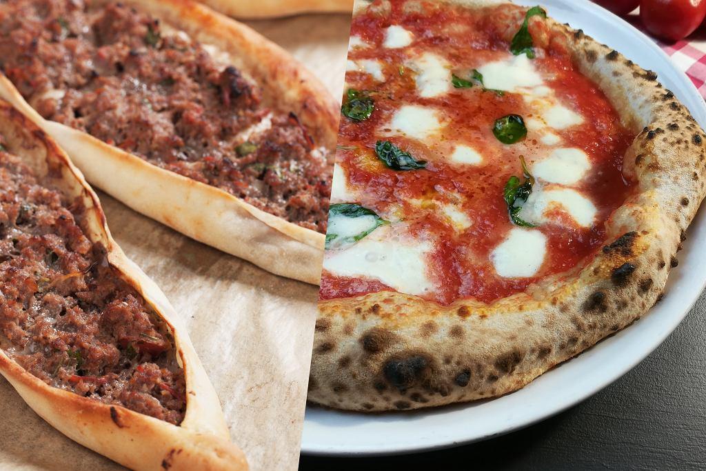 Kulinarne starcie Euro: Dziś pierwszy mecz. Kto wygra? Tureckie pide czy włoska pizza napoletana?