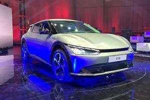 Kia EV6 to elektryczne auto, które jest ponad segmentami. Znamy ceny i wersje na polskim rynku