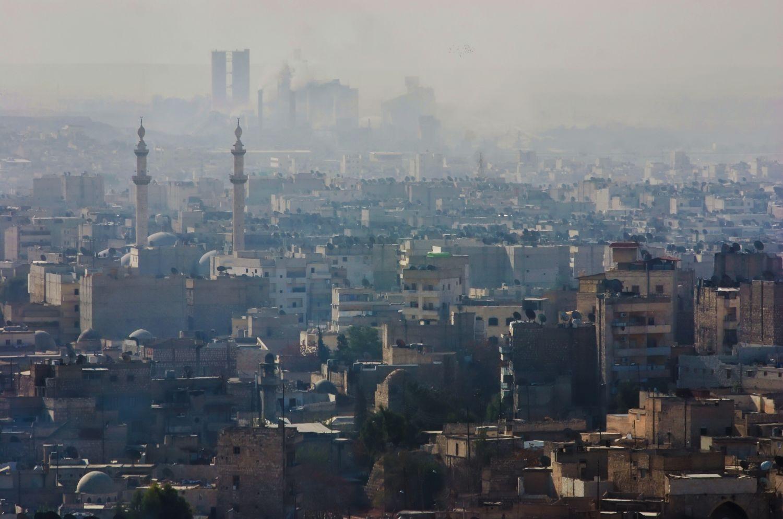 Aleppo w Syrii w 2007 roku (fot. Shutterstock)