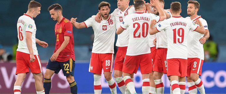 Eksperci wyliczyli szanse na awans Polski do fazy pucharowej Euro 2020