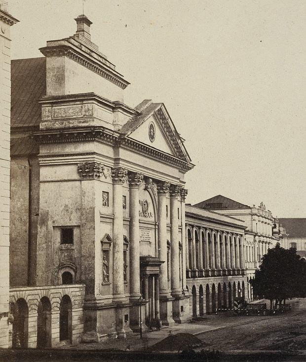 Kościół św Anny, 1862 rok