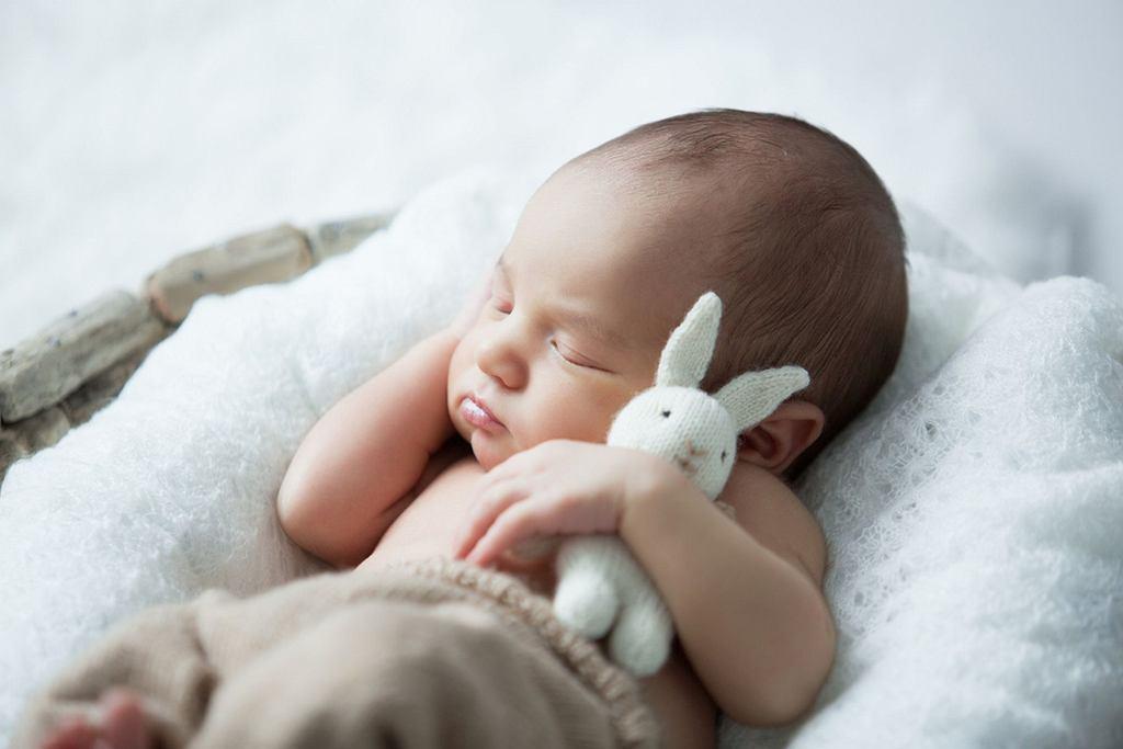 Spokojny sen maluszka