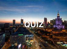 Tylko jeśli znasz dobrze Warszawę, nie zgubisz się w tym quizie. Zdobędziesz 10/10?