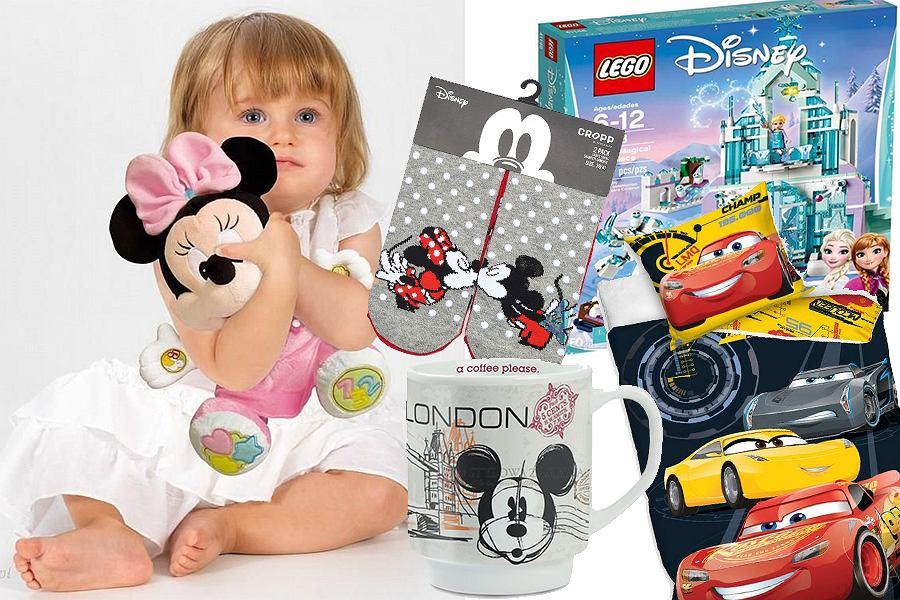 Najlepsze zabawki i gadżety z bohaterami ulubionych bajek Disneya