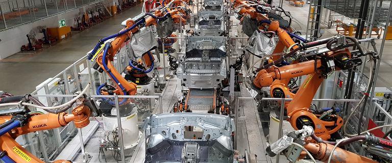 Niepokojące dane z Niemiec. Produkcja aut spada, jest mniejsza niż w kryzysie