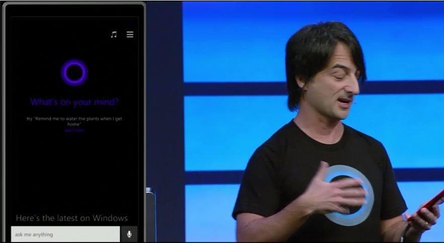 Microsoft prezentuje Cortanę - inteligentną asystentkę