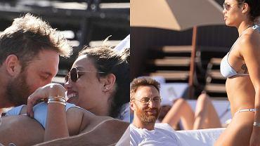 David Guetta z Jessicą Ledon