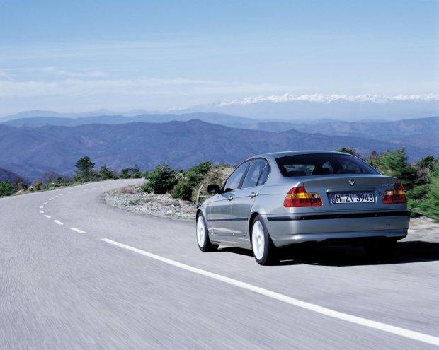BMW serii 3 (czwarta generacja)