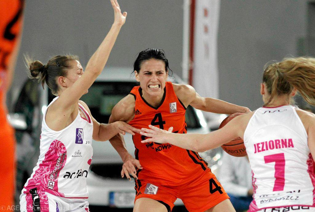 Walerija Musina w sezonie 2012/2013 poprowadziła CCC Polkowice do mistrzostwa i Pucharu Polski. Czy teraz będzie podobnie?
