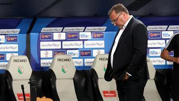 Legia zdemolowana przed kluczowym meczem sezonu. Ból głowy Michniewicza