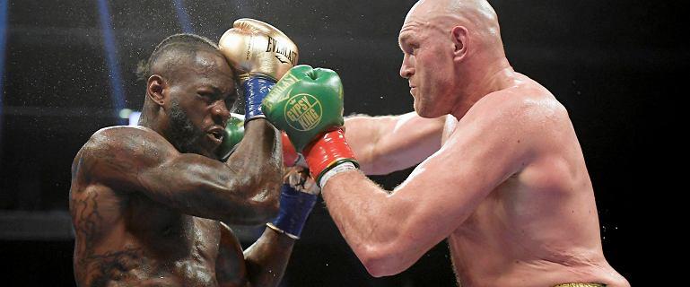 Tyson Fury, Anthony Joshua i Deontay Wilder będą boksować tego samego dnia?
