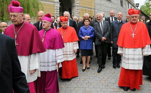 Procesja ku czci św Stanisława