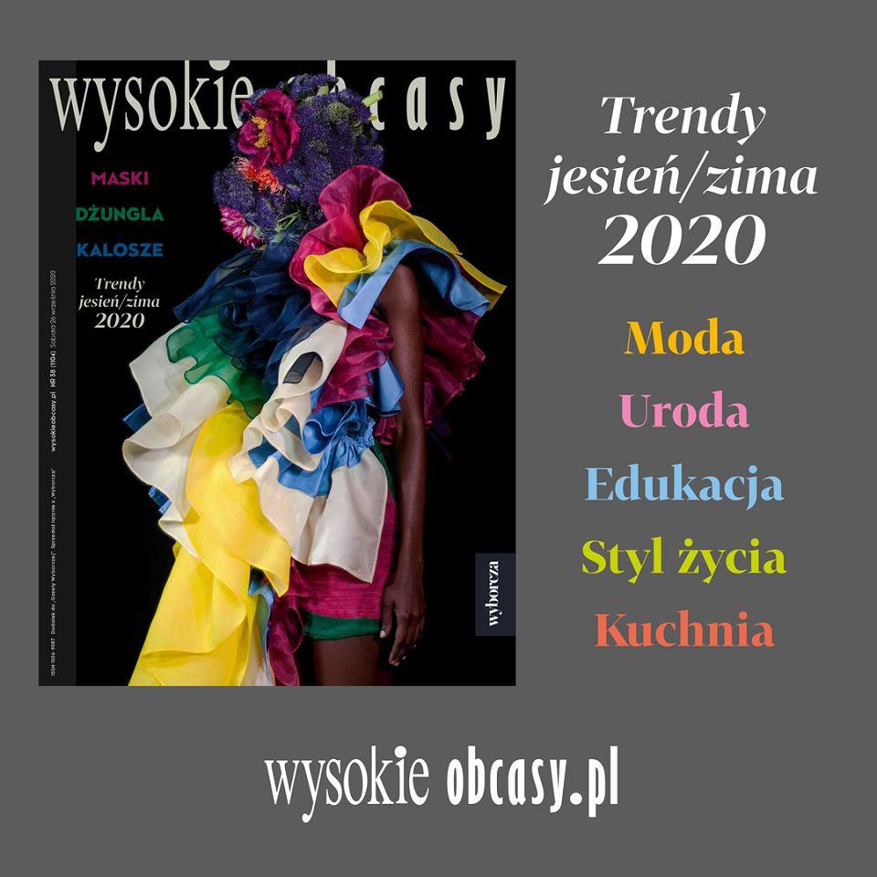 'Wysokie Obcasy'_trendy jesień/zima 2020