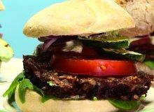 Burger z buraków - ugotuj