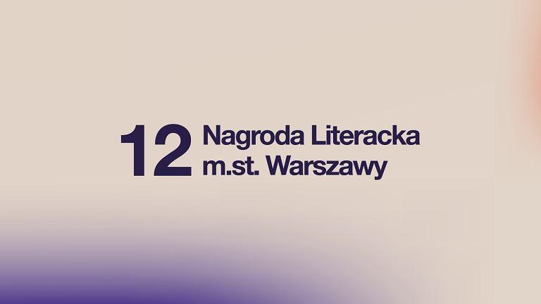 12. Nagroda Literacka m.st. Warszawy