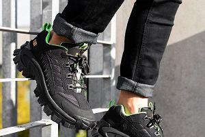 Buty marki Cat Footwear łączą w sobie wytrzymałość oraz stylowy design! Ceny? Dobre!