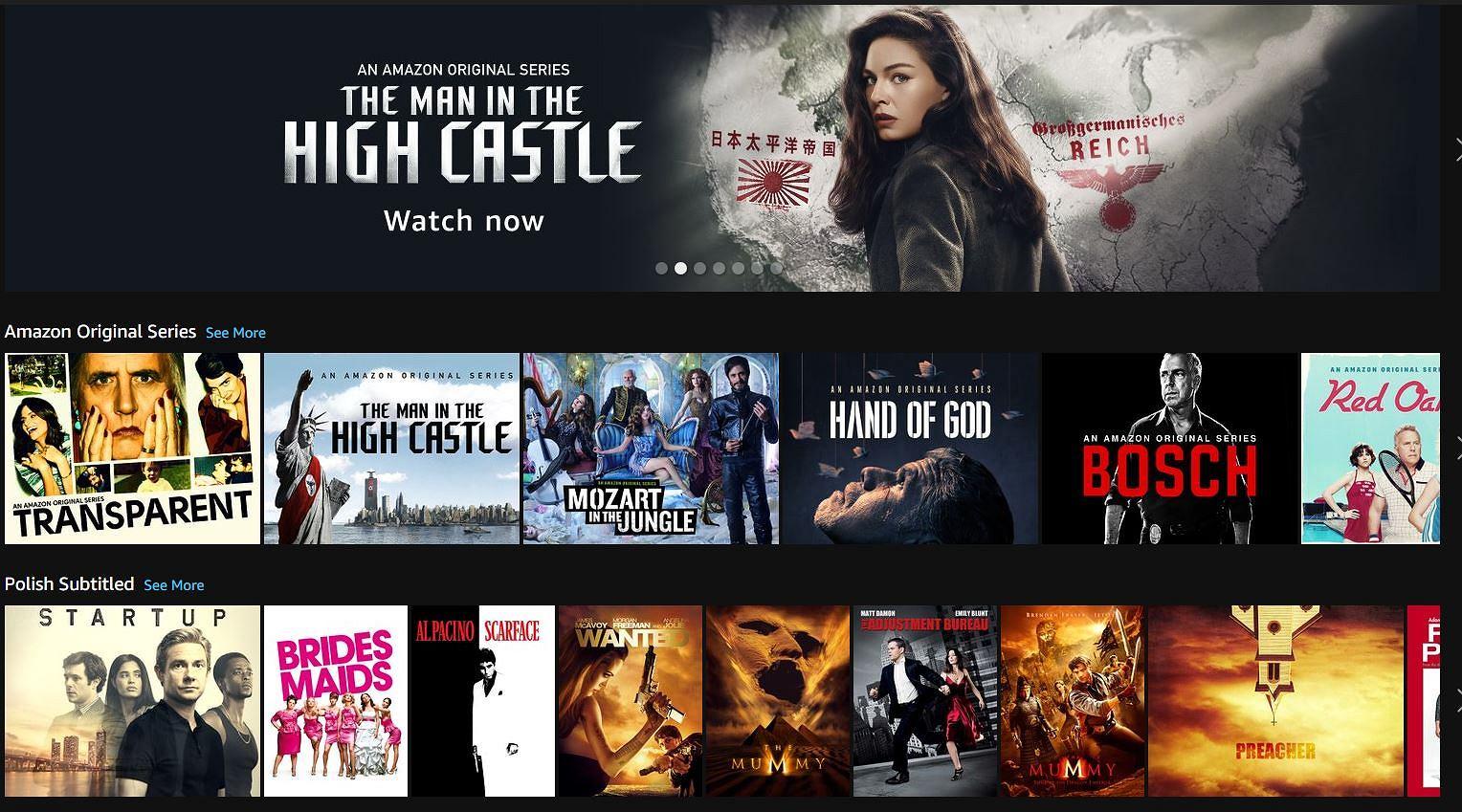 Amazon Prime Video walczy o polskich klientów. Nawiązał współpracę z T-Mobile Polska