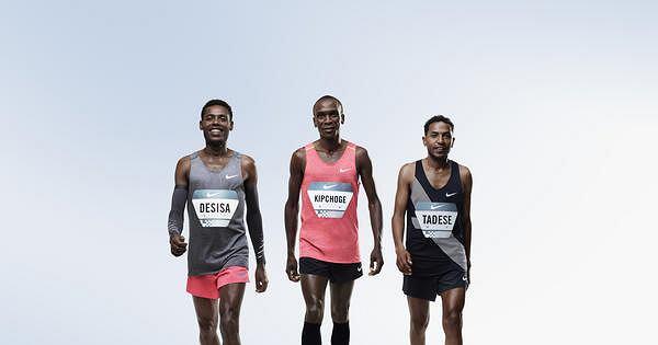 Czy któryś z tych maratończyków dokona niemożliwego?