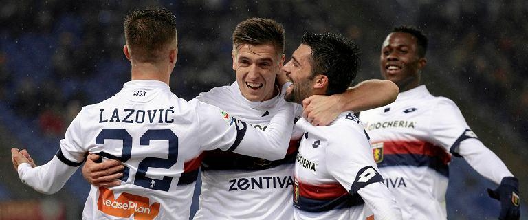 Krzysztof Piątek nie może zagrać z Milanem
