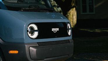 Elektryczny van Amazon
