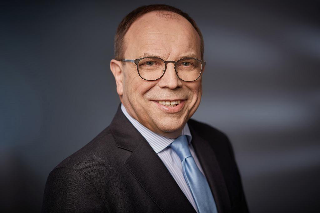 Mieczysław Groszek, prezes Fundacji Polska Bezgotówkowa