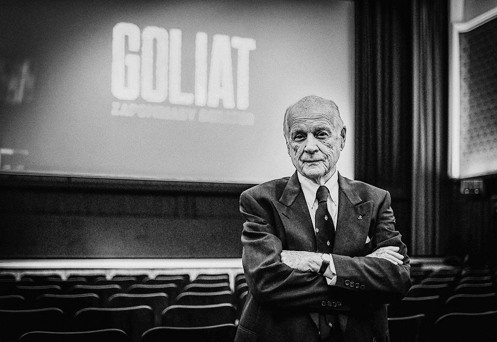 Julian Eugeniusz Kulski nie żyje. Bohater powstania warszawskiego miał 92 lat