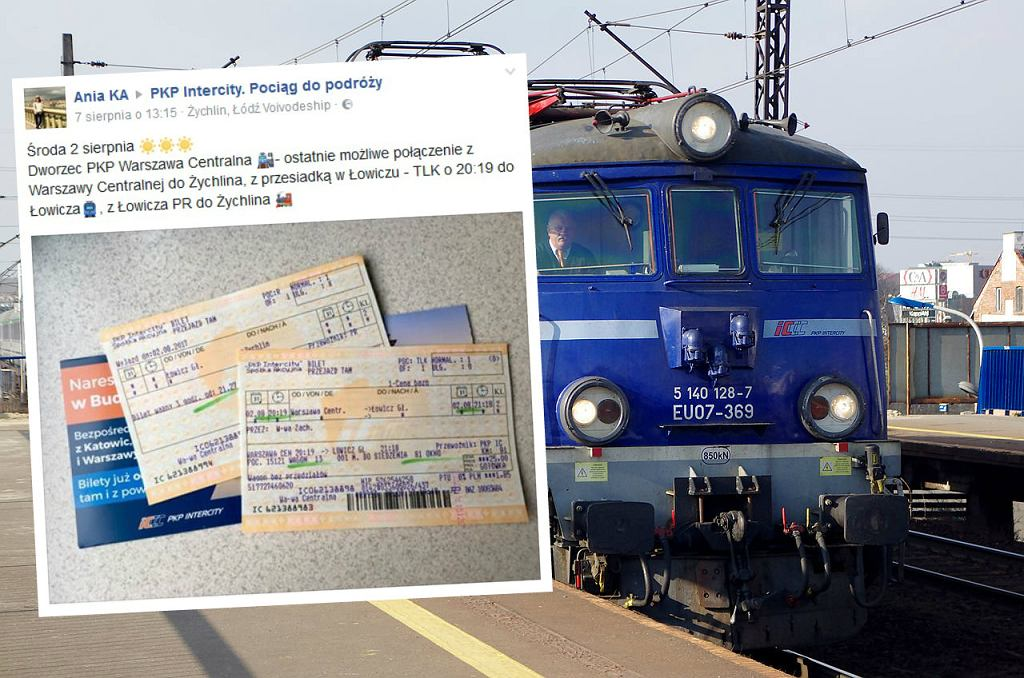 Pasażerka pociągu pospiesznego poczuła się wyjątkowo, kiedy z powodu opóźnienia specjalnie dla niej zatrzymano pociąg na jej docelowej stacji
