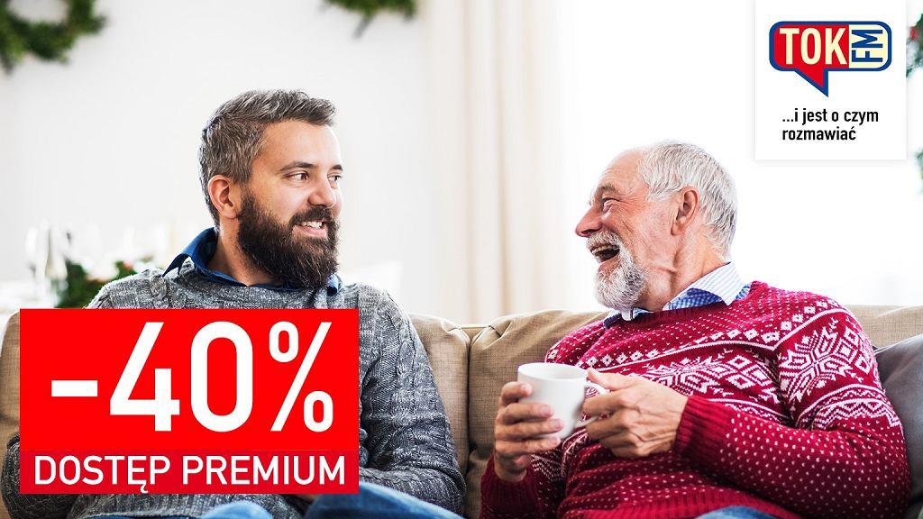 Dostęp Premium TOK FM - teraz w promocji