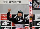 Skoki narciarskie. Ryoyu Kobayashi wygrał PŚ w Predazzo. Dwóch Polaków na podium!