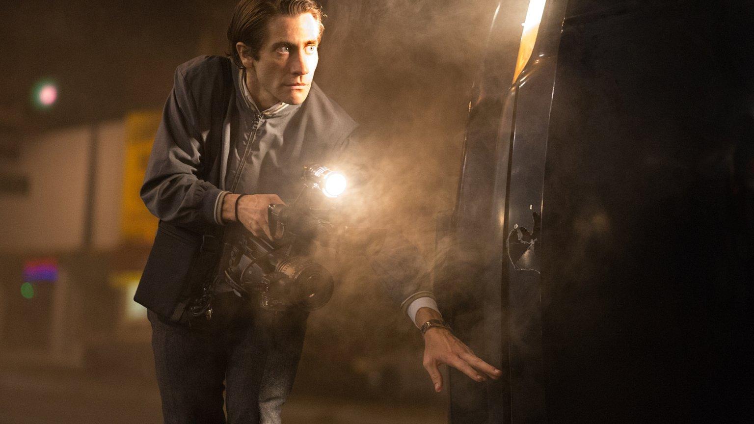 Jake Gyllenhaal w filmie ''Wolny strzelec''