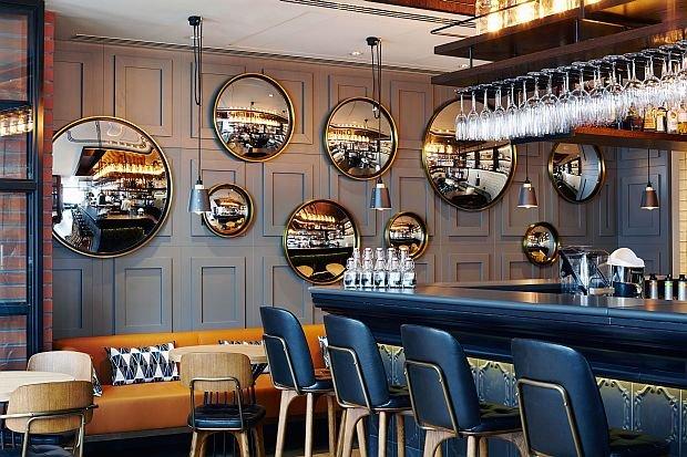Zdjęcie numer 7 w galerii - Designerskie wnętrze i autorskie menu - taka jest restauracja INK przy ul. Stągiewnej