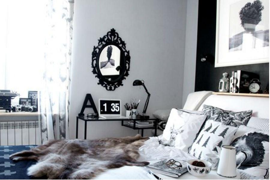 Urokliwa sypialnia