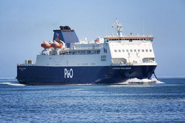 Brytyjski przewoźnik P&O chce zmienić banderę na cypryjską