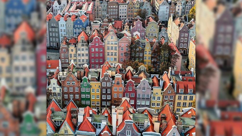 Holender zachwycony polskim miastem. 'Znalazłem małą siostrę Amsterdamu'