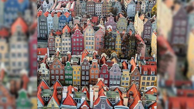 """Fotografzachwycony polskim miastem. """"Znalazłem małą siostrę Amsterdamu"""""""